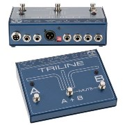 Triline Guitar Router