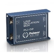Line isolation box, stereo